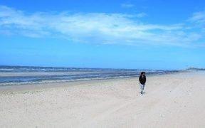 De Haan Beach Belgium