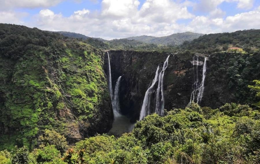 Jog Falls Shimoga - Best places in south india