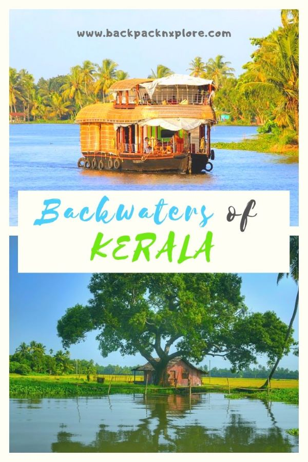 Experience the Backwaters of Kerala in the beautiful Vembanad Lake. A soulful travelogue of our memorable roadtrip to Alleppey and of sailing in the Venice of the East. #India #Kerala