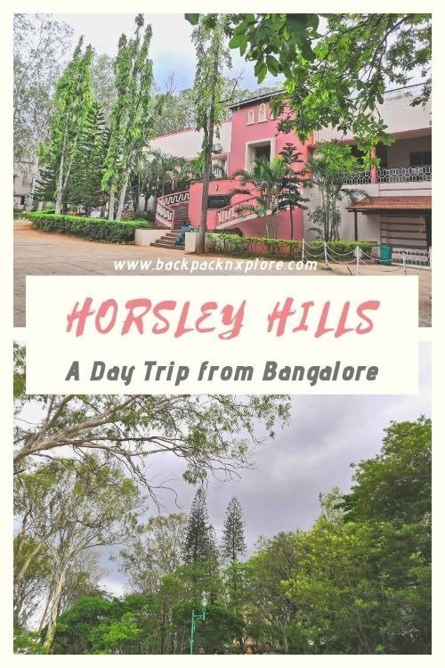 Horsley Hills via Kaigal Falls - a perfect day trip from Bangalore. Read this soulful travelogue and essential travel guide to plan your visit. #AndhraPradesh #BangaloreTrips #India