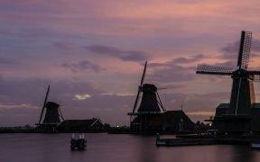Day Trip to Zaanse Schans - Windmills