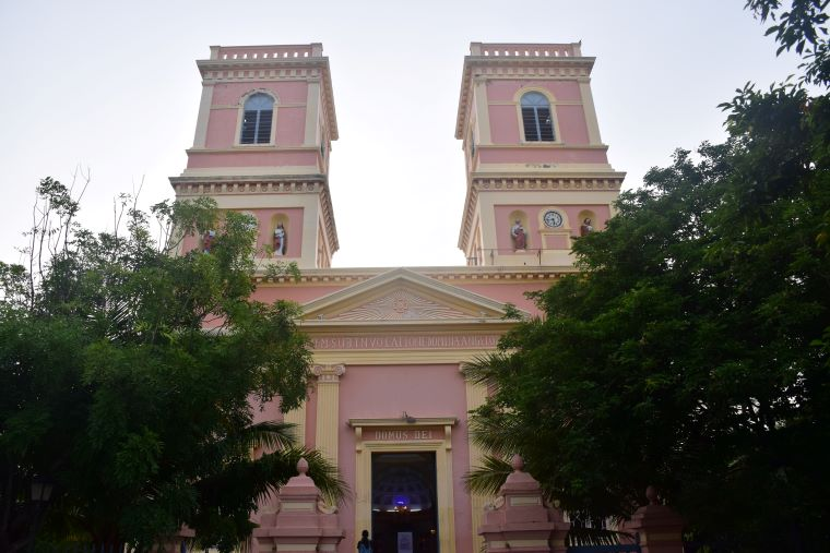 Lady Des Church Pondicherry White Town