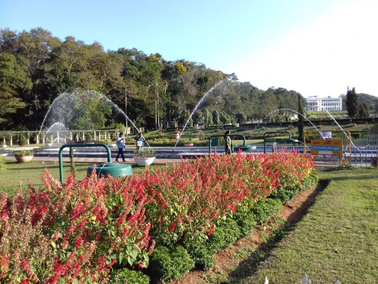 Brindavan Gardens - Best places to visit in Mysore