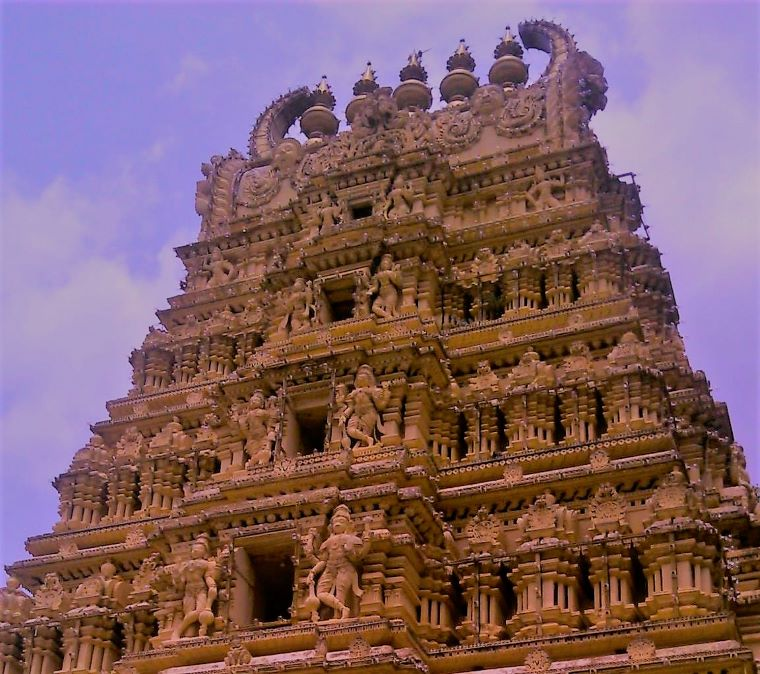 Things to do in Mysore - visit Chamundi Hills